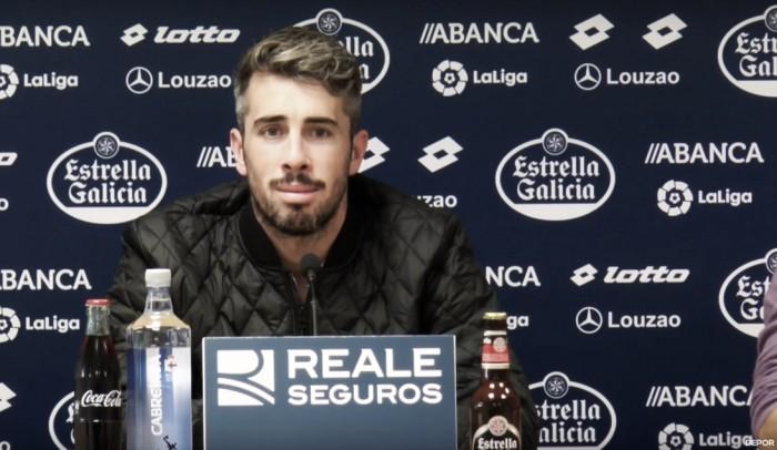 """Luisinho: """"Hay que estar tranquilos, el equipo está jugando bien"""""""