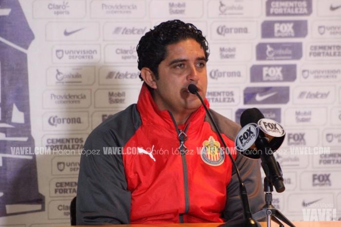 """Luis Camacho: """"El 2-0 es un marcador engañoso"""""""