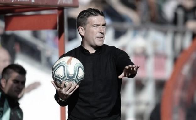 """Luis Carrión: """"Hemos tenido una racha mala, pero todo el mundo ha apoyado y ha estado a nuestro lado"""""""