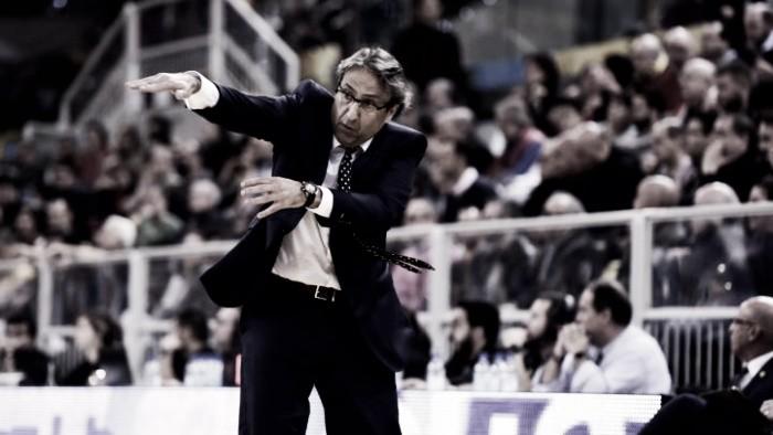 """Luis Casimiro: """"Gracias a la defensa, hemos conseguido romper el partido"""""""