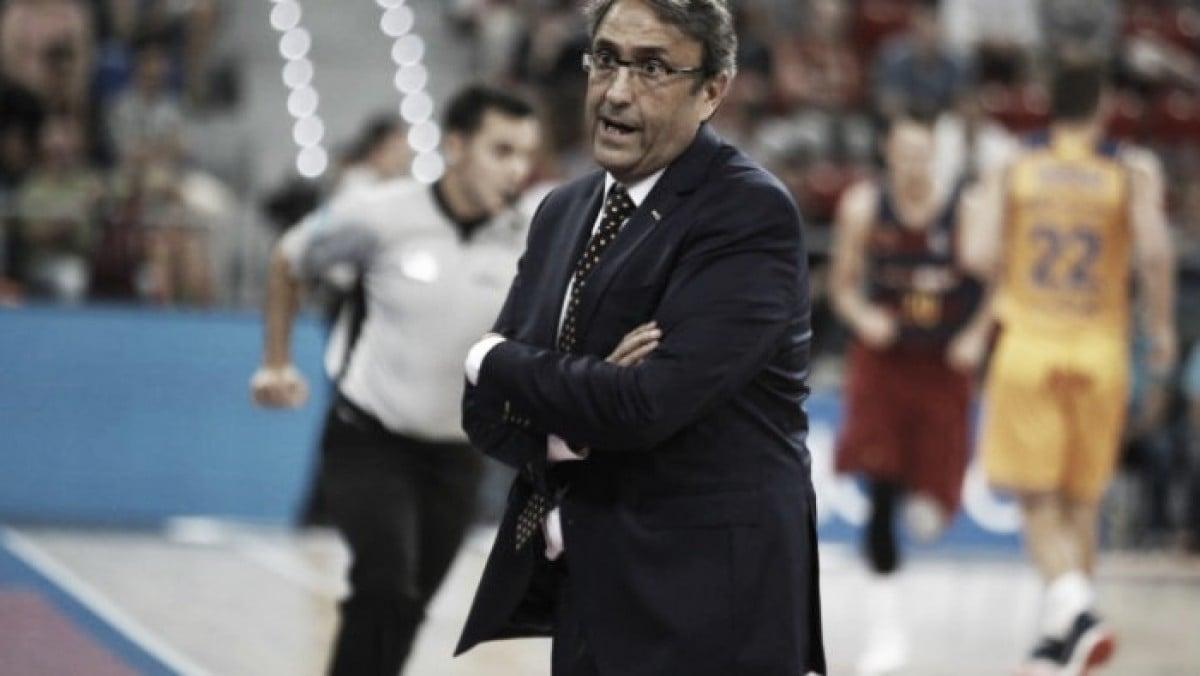 Luis Casimiro no seguirá como entrenador del Herbalife Gran Canaria