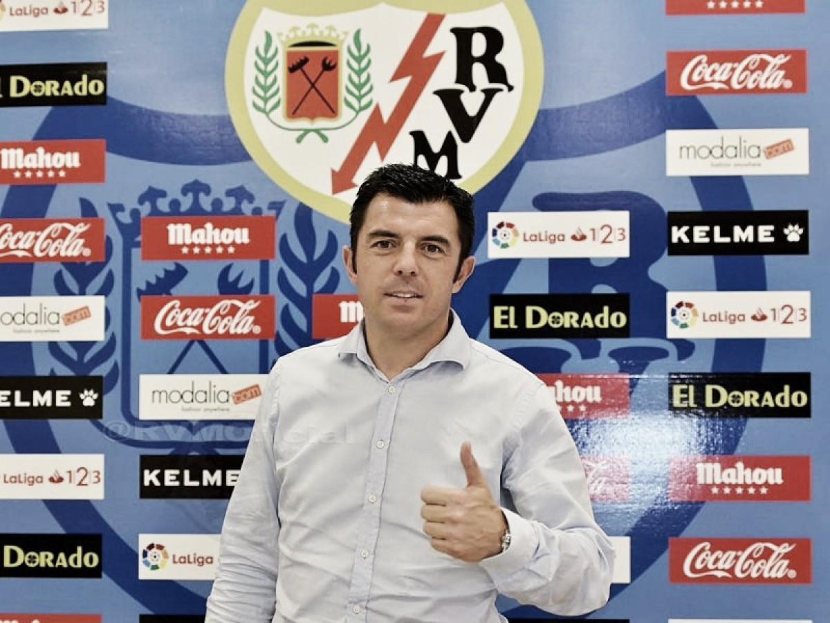 Luis Cembranos deja de ser entrenador del Rayo B