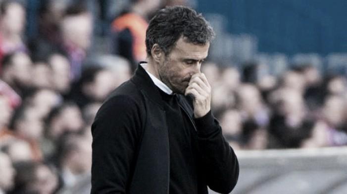 Luis Enrique dejará al Barça en junio
