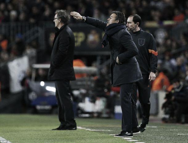 """Luis Enrique richiama il Barca: """"Senza Ibra ci hanno già battuti, dobbiamo migliorare in difesa"""""""