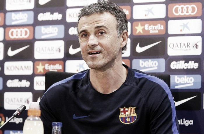 Barcellona, Luis Enrique spera nel miracolo