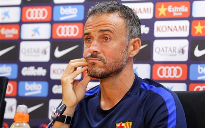 "Champions League, Luis Enrique: ""Celtic avversario temibile"""