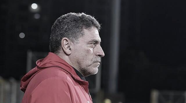 """Luis Fernándo Suárez: """"Lo más importante fue ir perdiendo dos veces e igualar"""""""
