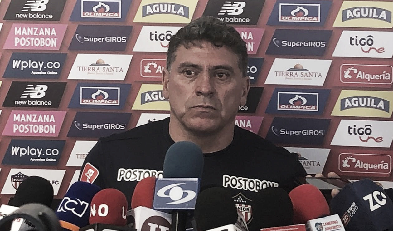 Luis Fernando Suárez se concentra en la Liga Águila