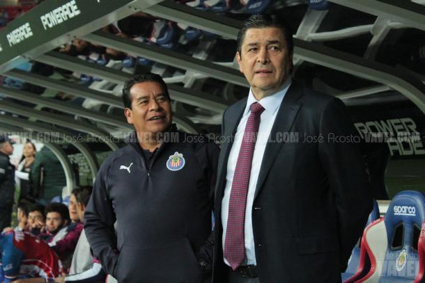 Los últimos cinco debuts en liga del Guadalajara