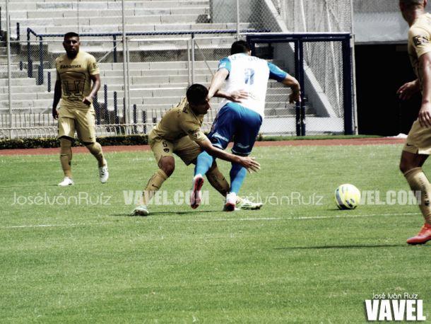 Fotos e imágenes del Pumas 0-1 Puebla partido de pretemporada