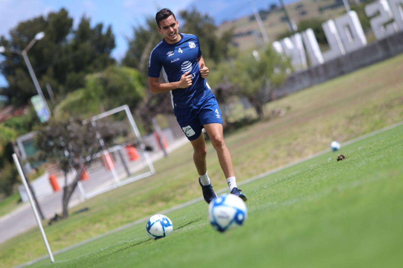 Luis Haquín se declara listo para el Clausura 2020