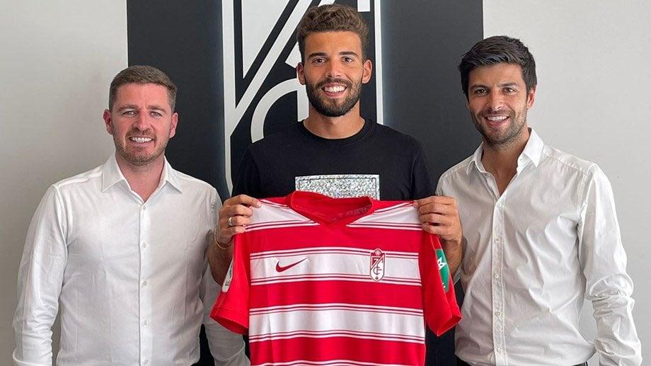 El Granada CF ficha al portero Luís Maximiano