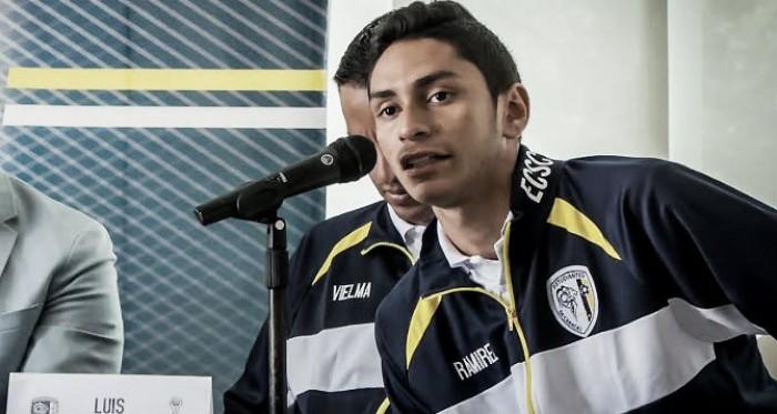 """Luis Ramírez: """"Espero no se lo pierdan"""""""