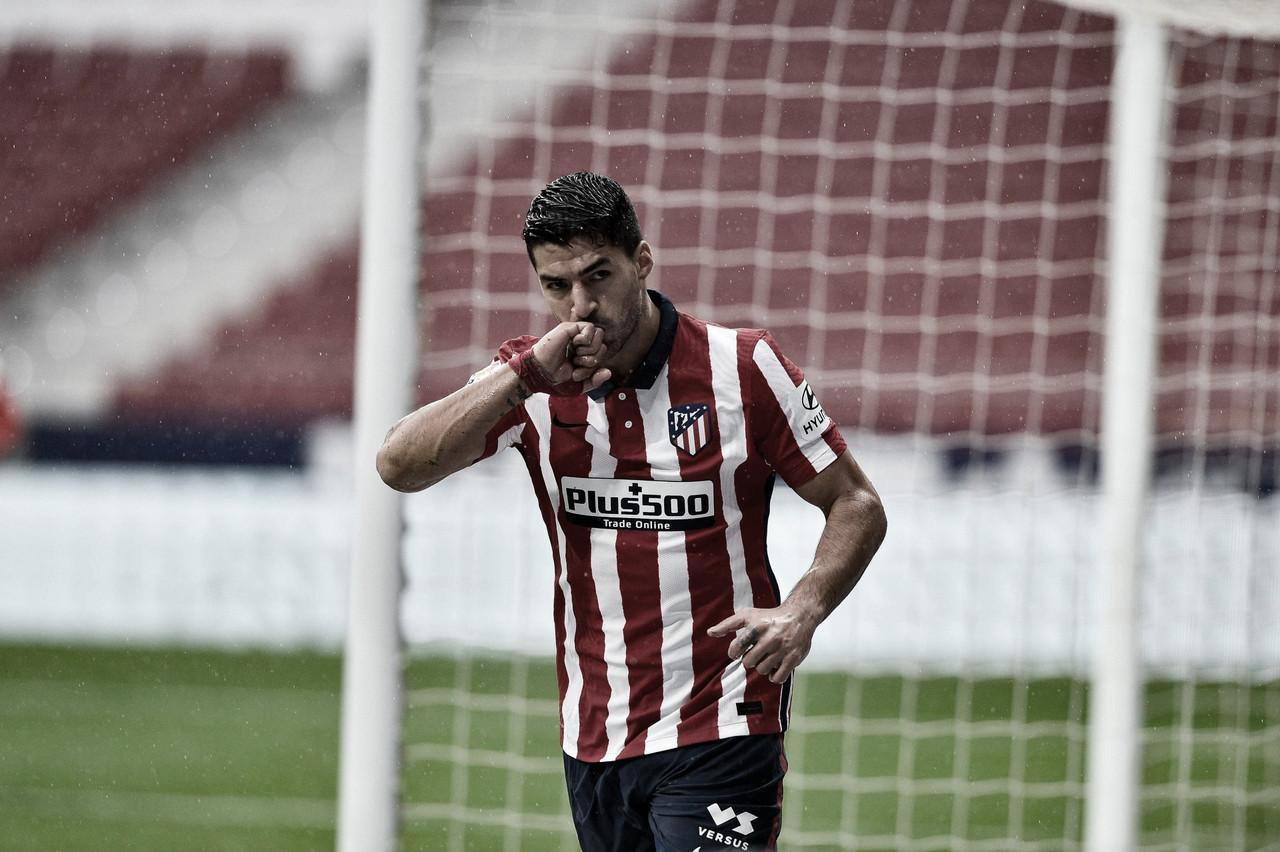 Suárez se destaca, Atlético de Madrid vence Elche e se mantém na liderança de LaLiga