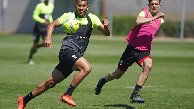 Rui Silva y Pepe, novedades para el partido frente al Real Betis