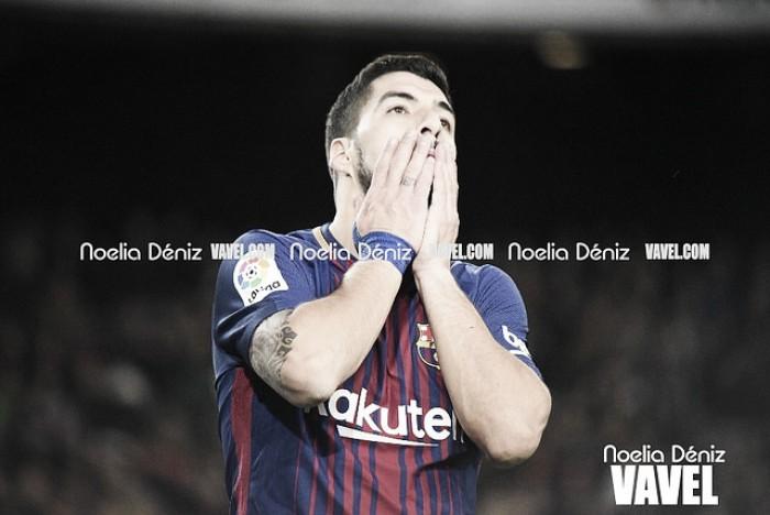 Anuario VAVEL FC Barcelona 2017: Luis Suárez, llamado a la irregularidad