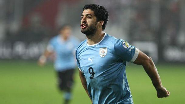 Resultado Omán - Uruguay en amistoso 2014 (0-3)