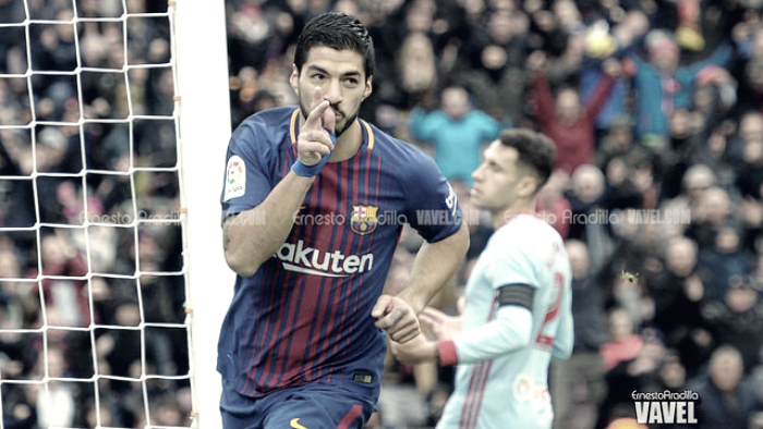 """Luis Suárez se mete en el """"TOP 10"""""""