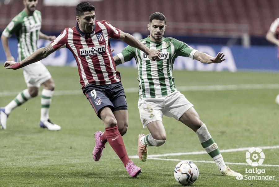 Previa Real Betis - Atlético de Madrid : Dos aspirantes mermados