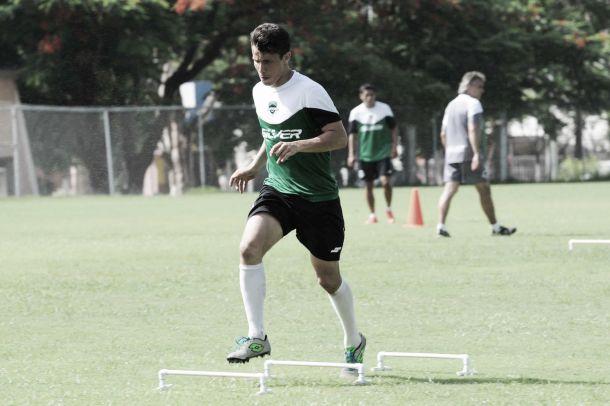 """Luis Torres: """"Me la voy a rifar con todo"""""""