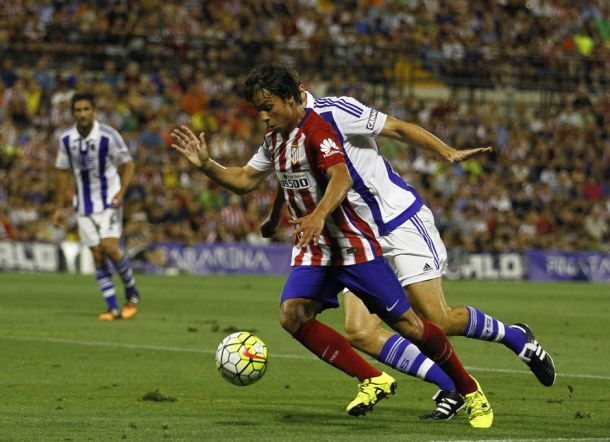 Óliver guía al Atlético