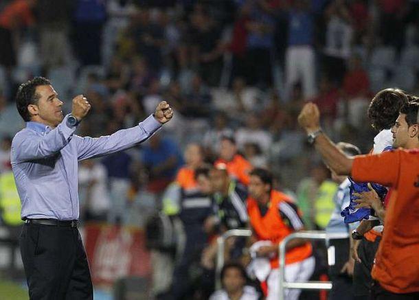 """Luis García: """"Soy entrenador del Getafe hasta que el presidente diga lo contrario"""""""