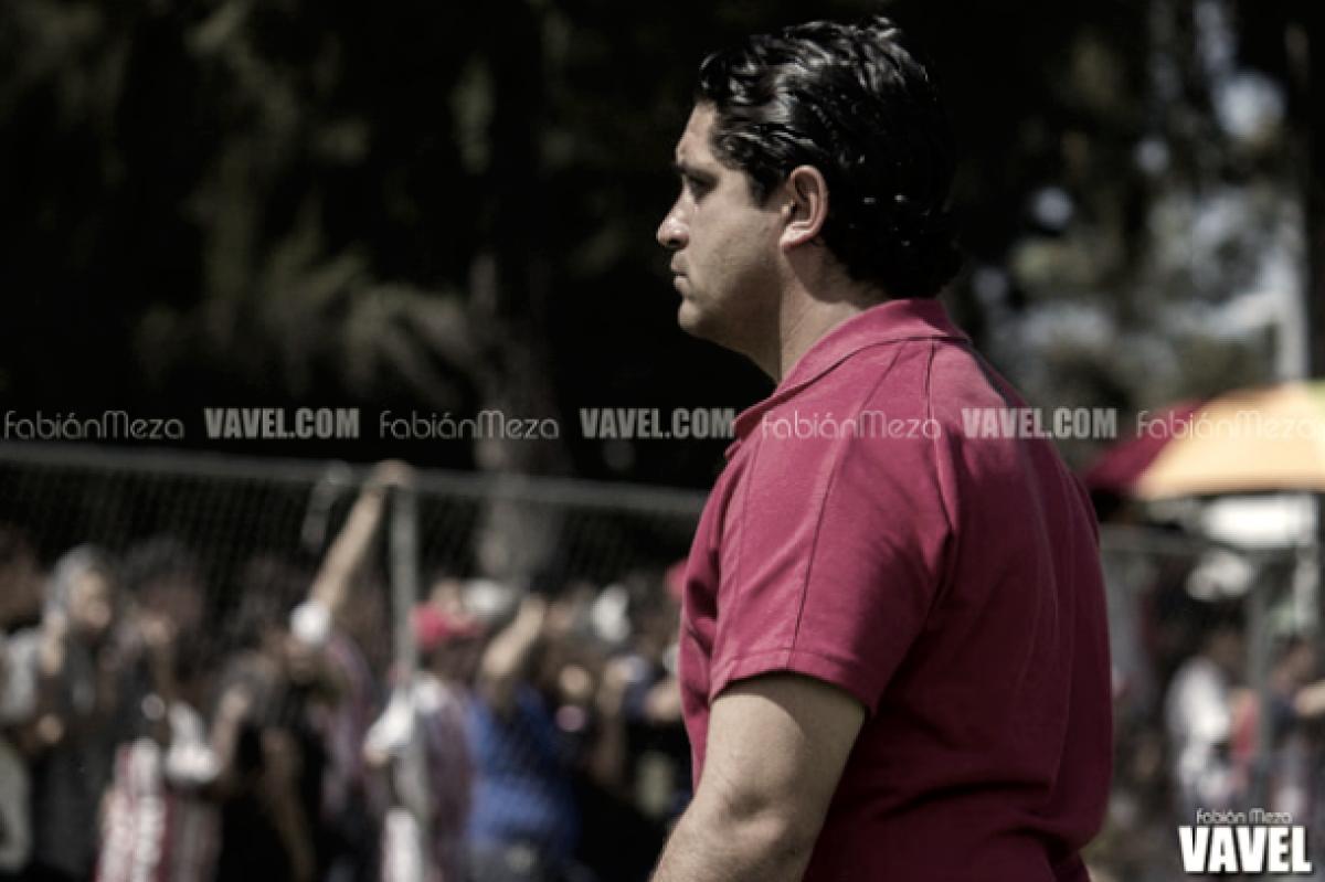 Luis Camacho: ''Volveremos a hacer nuestro trabajo''