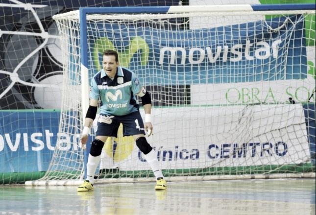 Luis Amado renueva con Inter Movistar