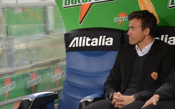 Luis Enrique quittera la Roma en fin de saison