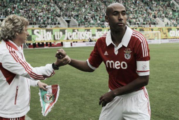 Luisão, Capitão Maior do Sport Lisboa e Benfica