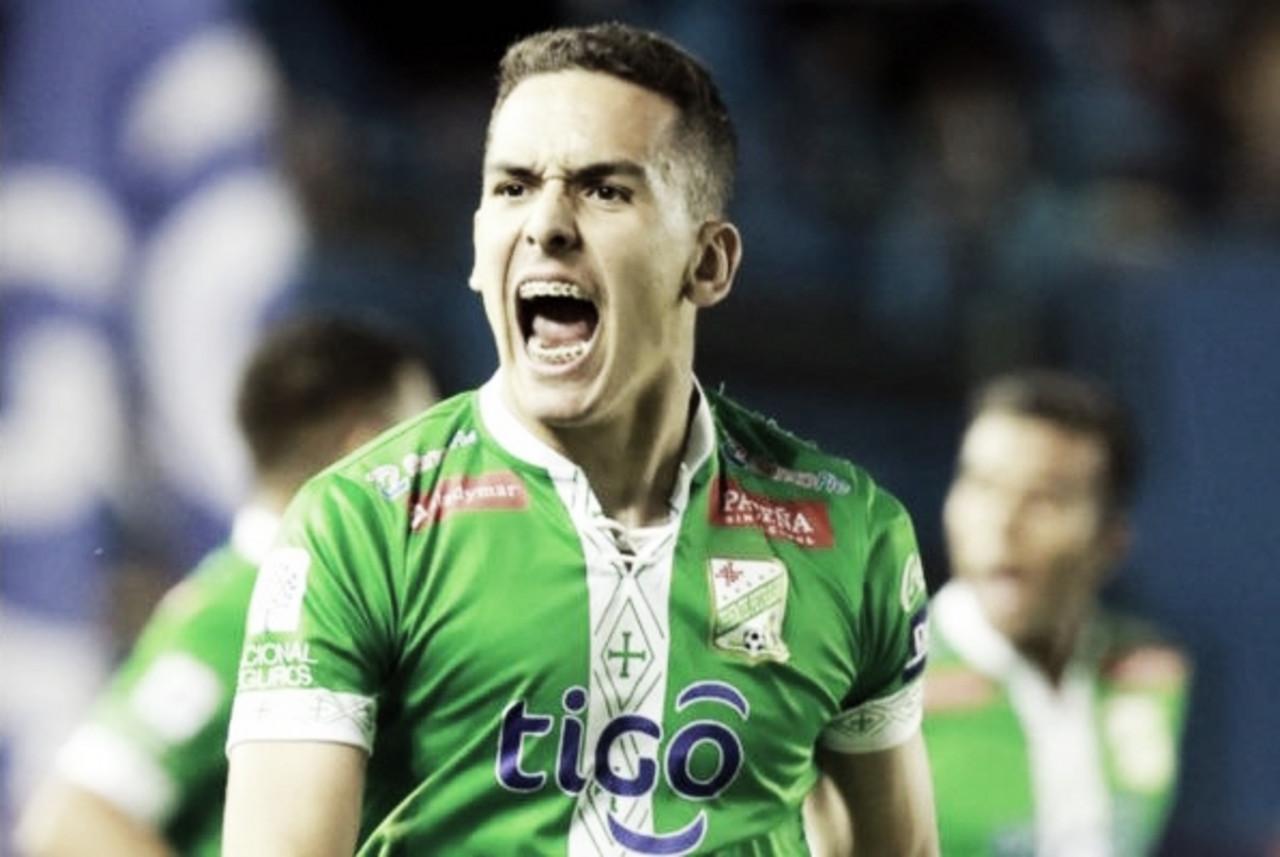 Puebla paga cláusula por boliviano Luis Fernando Haquin