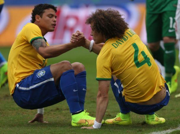 Thiago Silva e David Luiz giustiziano la Colombia, ma il Brasile perde Neymar