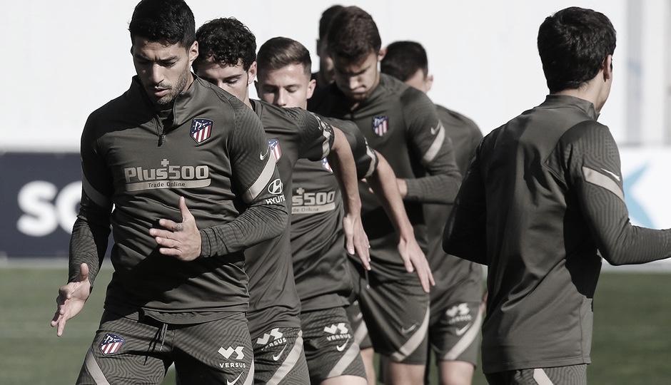 Luis Suárez frente a su mala racha en Champions