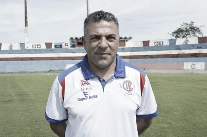 Itumbiara acerta retorno do técnico Luizinho Vieira ao comando da equipe