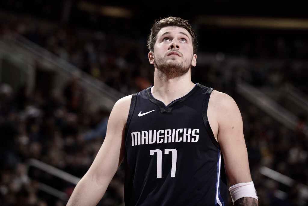 Month to remember for Luka