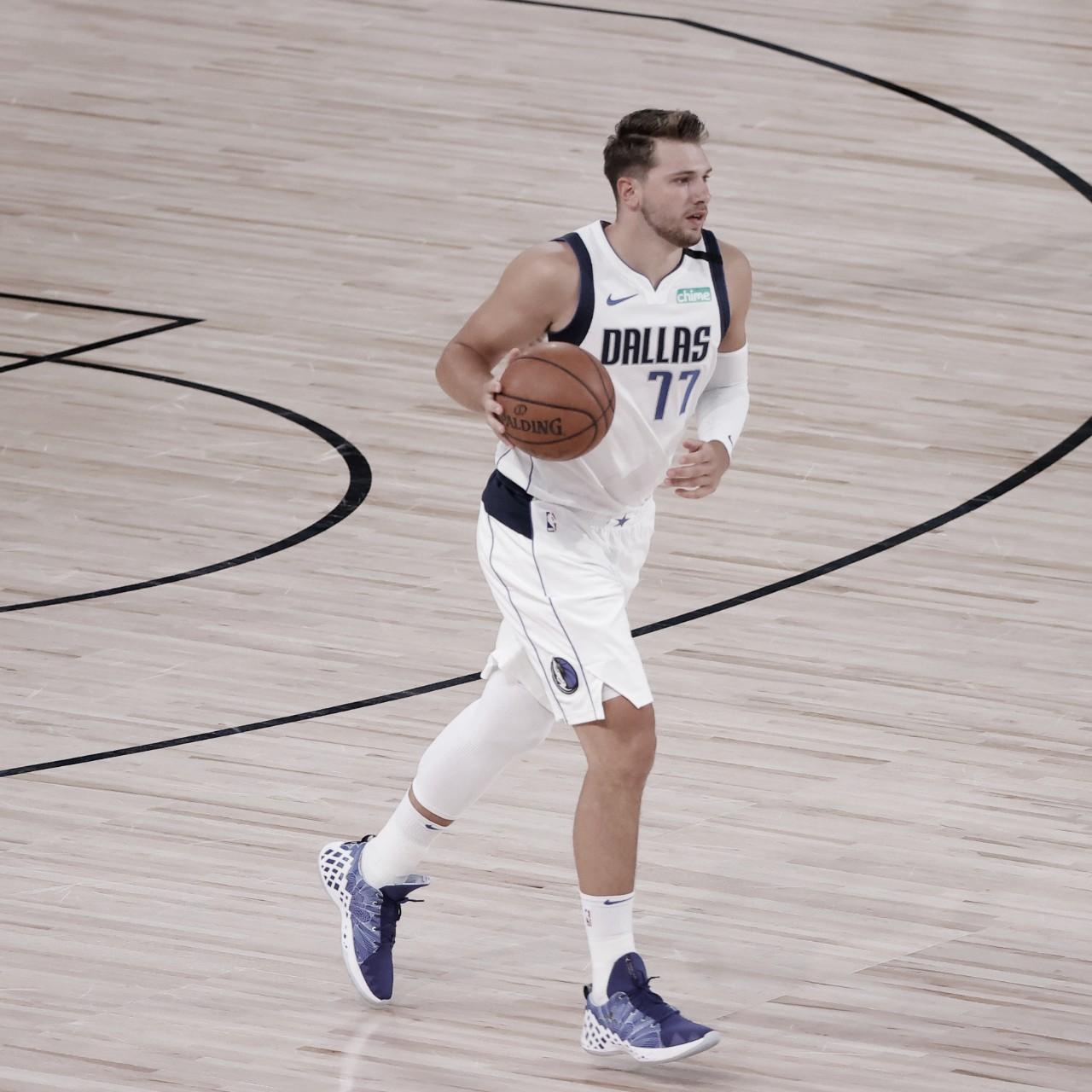 Resumen de la jornada NBA: Luka Doncic se exhibe ante los Bucks