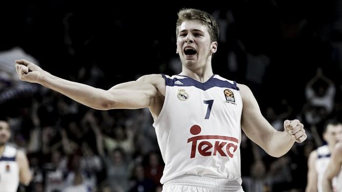 Luka Doncic, MVP de la 17ª jornada de la Euroliga
