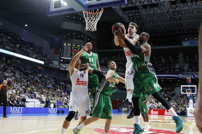 Risultato Darussafaka Dogus 81-88 Real Madrid in gara 3 di Turkish Airlines EuroLeague 2016/17: regge il Real, è 2-1 nella serie!