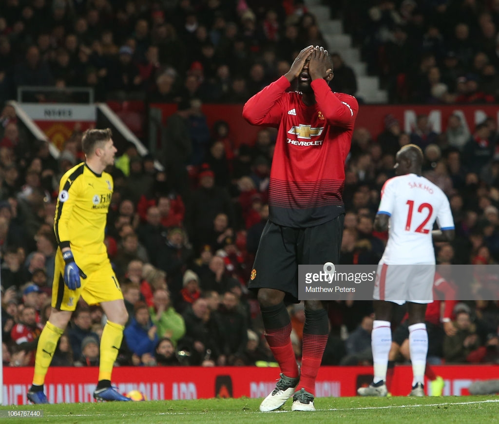 Manchester United 0-0 Crystal Palace: Corner turned for Reds? Think again