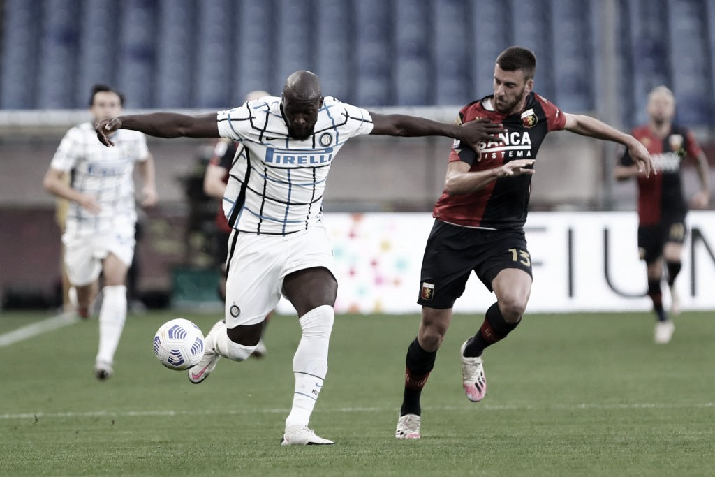 Genoa 0 a 2 Internazionale (FC Internazionale Milano/Divulgação)