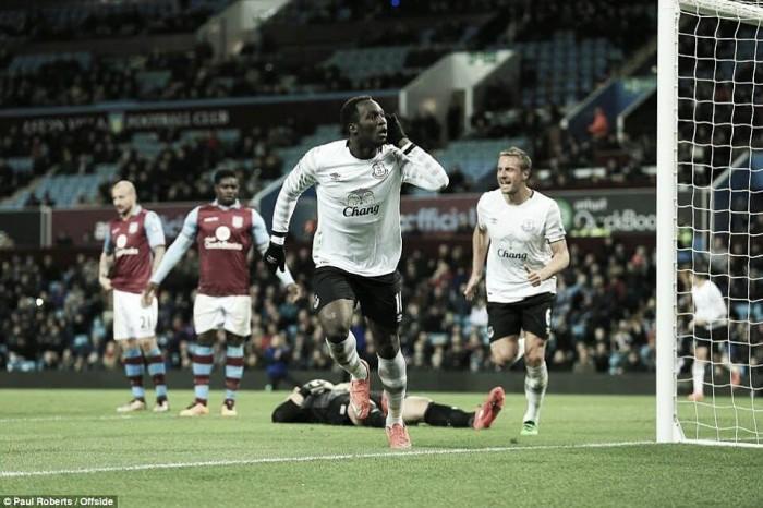 Aston Villa 1-3 Everton: Toffees take advantage of insipid Villans