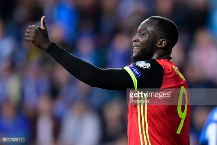 """I didn't have to think about Man Utd move, they're the biggest club in the world,"" says Lukaku"