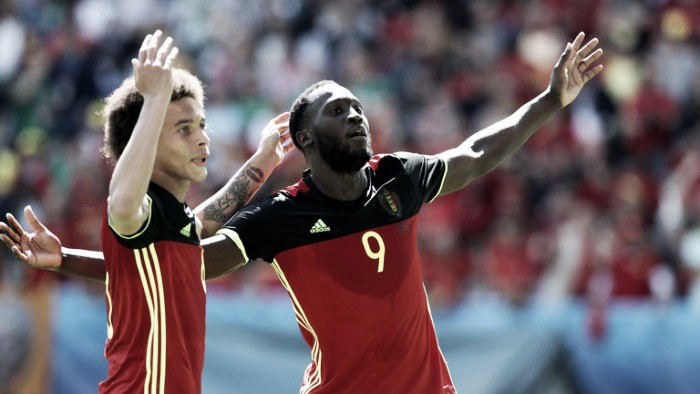 Belgium 3-0 Republic of Ireland: Lukaku bags brace to inspire Belgium to victory