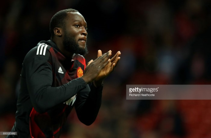 Romelu Lukaku pleads with fans to move on from controversial chant