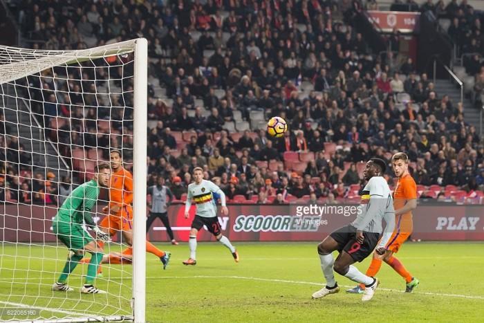 Everton International Round-Up: Stekelenburg and Lukaku feature as Koeman watches the Netherlands draw with Belgium