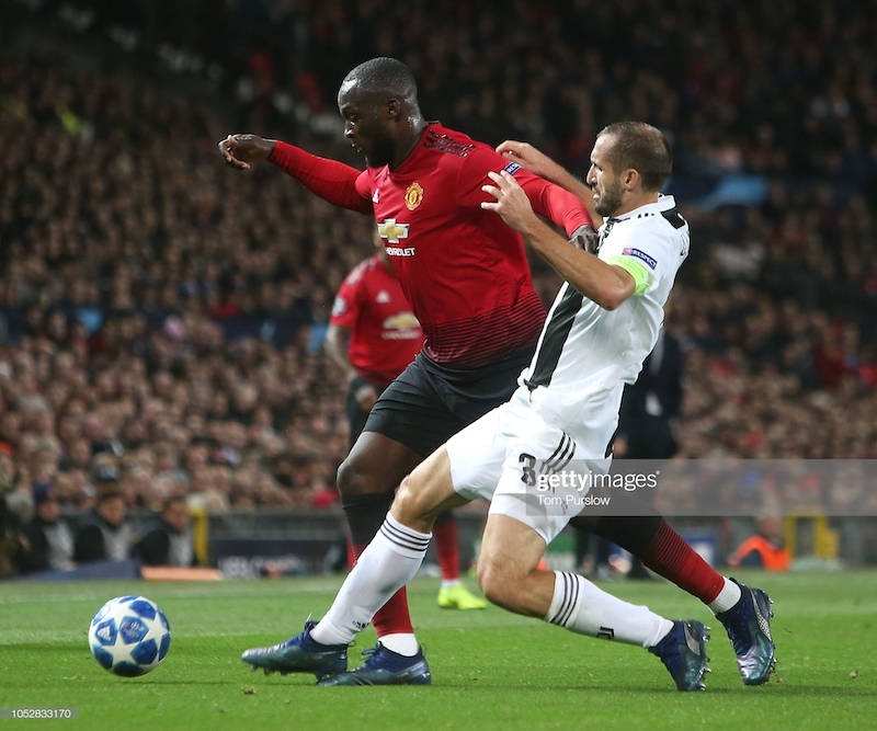 Report: Juventus tempt Man United with enticing swap deal for Lukaku