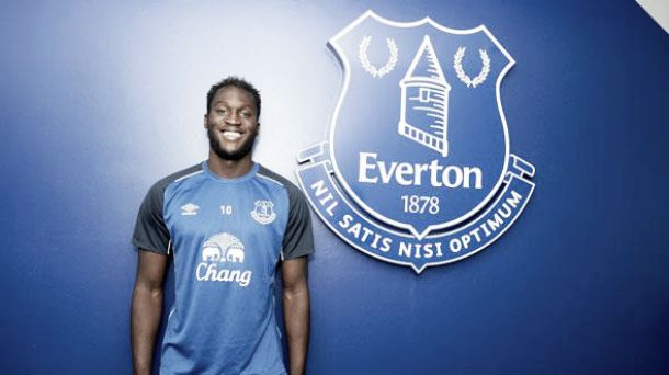 Lukaku regresa al Everton como el traspaso récord del club