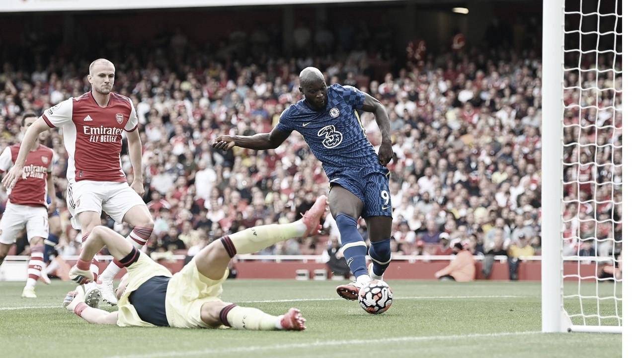 Chelsea domina e vence clássico contra Arsenal fora de casa