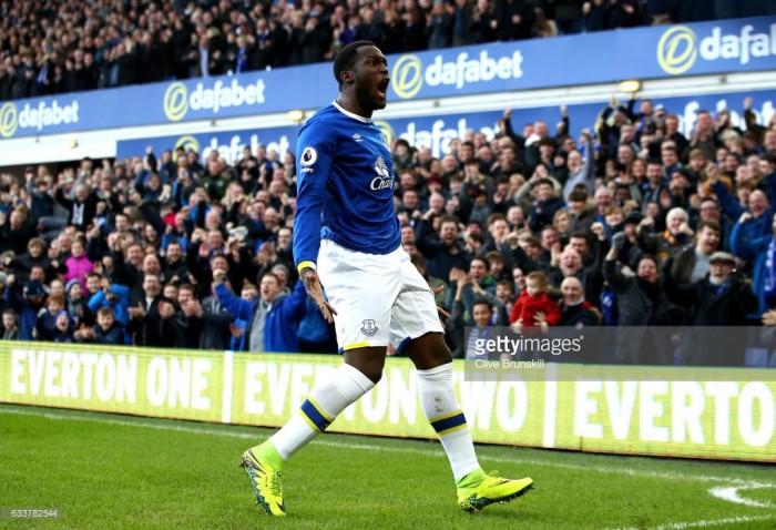Romelu Lukaku close to agreeing new deal with Everton