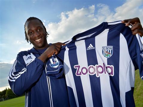 Ya es oficial, Lukaku jugará cedido en el West Bromwich Albion